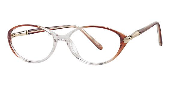 Glasses Frames Low Bridge : Caliber semi-cat-eye Eyeglasses - Bridge: 17 - Deb, Roz